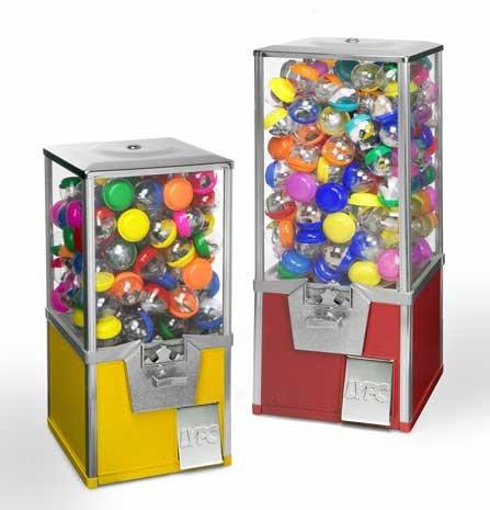 quarter machine capsules