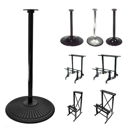 LYPC Cast Iron Stands